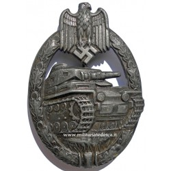 BRONZE PANZER ASSAULT BADGE