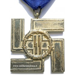 SS 12 YEARS LONG SERVICE MEDAL