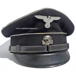 SS-VT EM/NCO BLACK VISOR CAP