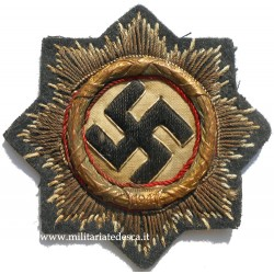CLOTH PANZER GERMAN CROSS...