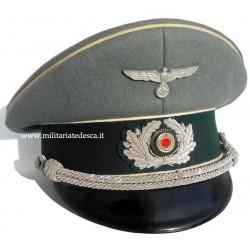 INFANTRY OFFICER VISOR CAP