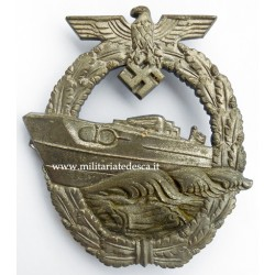 E-BOAT BADGE - SECOND PATTERN