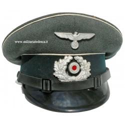 INFANTRY NCO VISOR CAP