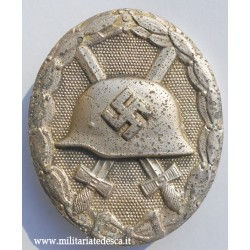 """WOUND BADGE IN SILVER """"L55""""..."""
