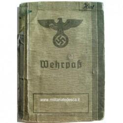WEHRPASS HEERES-FLAK -...