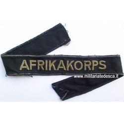 BLACK AK CUFFTITLE - FASCIA...