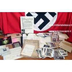 HITLER SIGNED GROUP –...