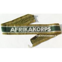 AFRIKAKORPS CUFFTITLE –...