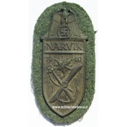 NARVIK SHIELD - SCUDETTO...
