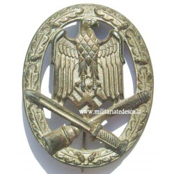 GENERAL ASSAULT BADGE HOLOW...