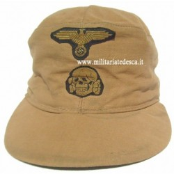 WAFFEN-SS TROPICAL CAP WITH...