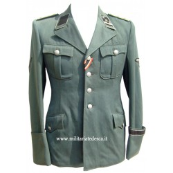 SD OPEN COLLAR OFFICER TUNIC