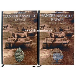 PANZER ASSAULT BADGE BOOKS
