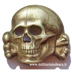 SS VISOR CAP SKULL M1/52