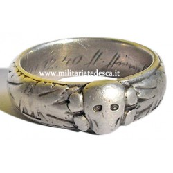SS HONOR RING - TOTENKOPFRING