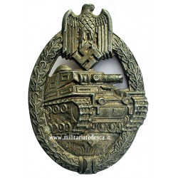 PANZER ASSAULT BADGE AWS 1942