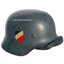 LUFTWAFFE DOUBLE DECAL HELMET