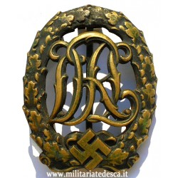 DRL SPORT BADGE BRONZE