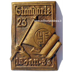 23 SA SANDARTE JANUARY 1933...