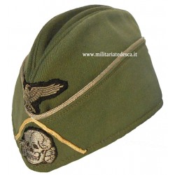 WAFFEN-SS OFFICER OVERSEAS CAP