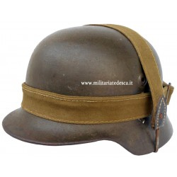 BREAD BAG STRAP + HELMET SHELL