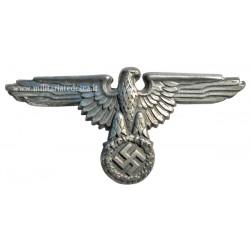 SS VISOR CAP EAGLE