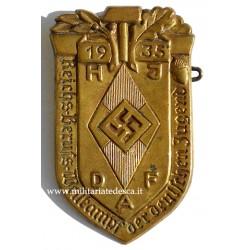HITLERJUGEND DAF 1935 TINNIE