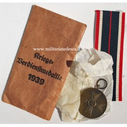 WAR MERIT MEDAL WITH PACKET
