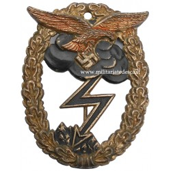 LW GROUND ASSAULT BADGE