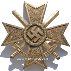 WAR MERIT CROSS WITH SWORDS...
