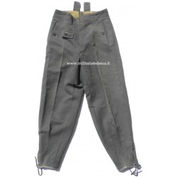 "WAFFEN-SS TROUSERS ""Betr. Ra."""