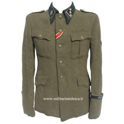 """""""LAH"""" SS OFFICER COMBAT TUNIC"""