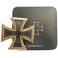 CASED IRON CROSS FIRST CLASS