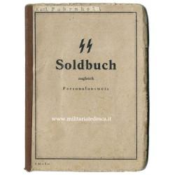 SS POLIZEI SOLDBUCH