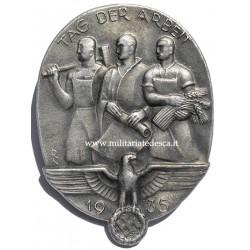 TAG DER ARBEIT 1935 TINNIE