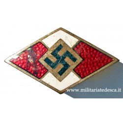 HITLERJUGEND MEMBERSHIP BADGE