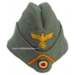 COASTAL ARTILLERY OVERSEAS CAP