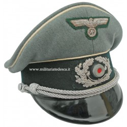 INFANTRY OFFICER VISOR CAP