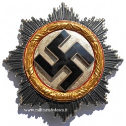 GERMAN CROSS IN GOLD MARKED...
