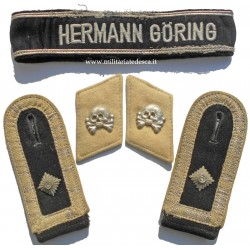 HERMANN GÖRING INSIGNA SET