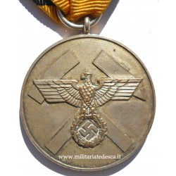 MINE RESCUE HONOR MEDAL