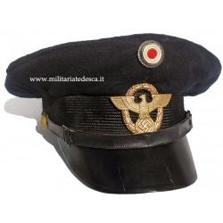WATER POLICE NCO VISOR CAP