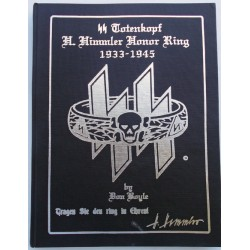 THE SS HONOR RING BOOK