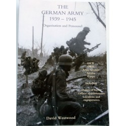 THE GERMAN ARMY 1939-1945...