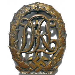 DRL SPORT BADGE IN BRONZE