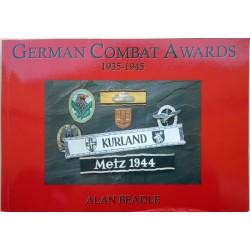 GERMAN COMBAT AWARDS