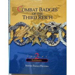 COMBAT BADGES OF THE THIRD...