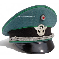 POLIZEI OFFICER VISOR CAP