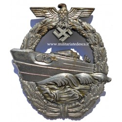 "E-BOAT BADGE MARKED ""L/18"""