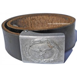 LUFTWAFFE BELT + BELT BUCKLE